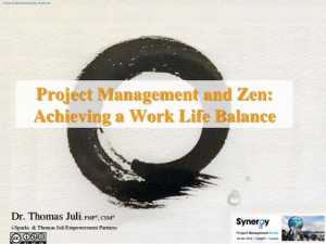 PM and Zen - London ppt