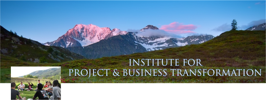 Institute for Project and Business Transformation